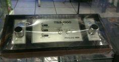 telejogo, o videogame da Philco que fez sucesso nos anos 70 - Museu do Videogame