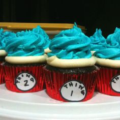 Thing 1 & Thing 2