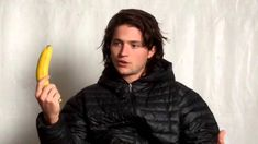 Thomas McDonell is a cast member on The He hypes the new series in this interview. Thomas Mcdonell, The Cw, Attractive Men, Celebrity Crush, Traveling By Yourself, Singer, Actors, Mental Breakdown, Cast Member