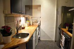 beautiful little kitchen.