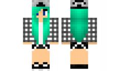 minecraft skin turquoise-hair-fix Find it with our new Android Minecraft Skins App: https://play.google.com/store/apps/details?id=the.gecko.girlskins