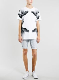 A Question Of Snakes T-Shirt - Printed T-shirts - Men's T-Shirts & Vests - Clothing- TOPMAN EUROPE
