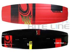 2013 Cabrinha Custom wakestyle Kiteboard