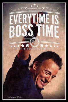 Bruce Springsteen Fan Art
