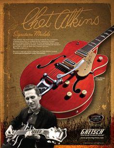 Gretch Chet Atkins