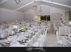 Late May Wedding at Lourensford - Sarah and Raimund - Greg Lumley - Wedding Photographer Cape Town Wedding Venues, Wedding Reception Layout, Cape Town South Africa, May Weddings, Wedding Color Schemes, Professional Photographer, Wedding Decorations, Table Settings, Wedding Photography
