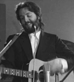 1969 - Cute Paul McCartney.