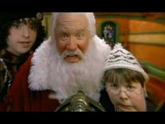 The Santa Clause 2 Official Trailer! Christmas Program, Christmas Music, Christmas Movies, Xmas, Santa Claus Movie, The Santa Clause 2, Lego Coloring, Drummer Boy, New Inventions