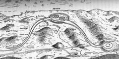 Portsmouth+Ohio | Mound Builders: Ohio Mounds: Portsmouth Ohio Earthwork Complex