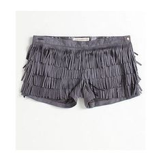 Shimmy Fringe Short