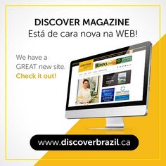 Discover Magazine, News Sites, Check It Out, Olympics, Digital