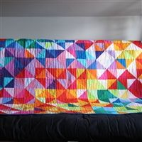 Social Fabric's Postcard from Sweden quilt