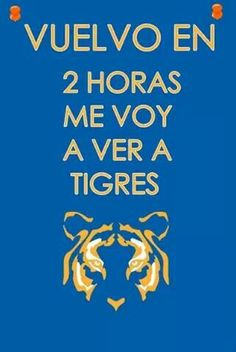 Trigres ♡ Football Mexicano, My King, Slogan, Dc Comics, Quotations, Calm, Tigers, Cricut, Wallpaper