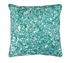 A Small Square Contrast Piped Cushion from Fermoie, Product Reference Green Quartz Cushion Plain Cushions, Scatter Cushions, Throw Pillows, Handmade Cushions, Down Feather, Green Quartz, Cotton Pads, Fabric Samples, Linen Fabric