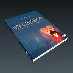 """In """"Geschichtenmagie"""" tummeln sich unterschiedliche und erstaunliche Geschichten wild durcheinander, die den Leser auf eine abenteuerliche Reise einladen."""