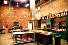The Brooklyn Kitchen. Great private cooking classes for groups.