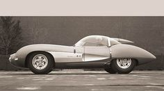 Chevrolet Corvette concept that did not make it was 1957 Chevrolet SS  //    The Age of Chrome, Aerodynamic Excess and Sheer Excitement