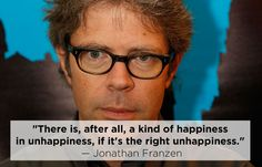 Jonathan Franzen   15 Profound Quotes About Heartbreak From Famous Authors