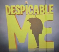 review of despicable me