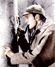 """The science of Sherlock Holmes: """"In 'The Scientific Sherlock Holmes,' chemist James O'Brien presents him as a pioneering forensic scientist..."""" (1/9/13) 