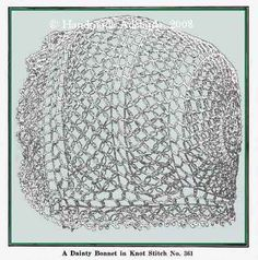 Free pattern Vintage bonnet This adorable knot stitch crochet hat pattern will be so beautiful on baby. Show off that precious downy head in a handmade bonnet.the perfect homemade baby gift idea! Baby Bonnet Pattern, Crochet Baby Bonnet, Crochet Socks, Crochet Beanie, Crochet Clothes, Free Crochet, Knit Crochet, Japanese Crochet Patterns, Red Hearts