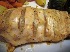 Maple-Mustard Grilled Chicken