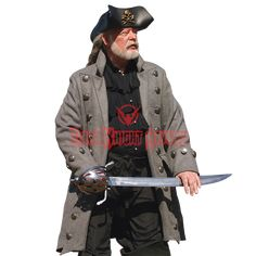 Buccaneer Coat - 100780 from Dark Knight Armoury