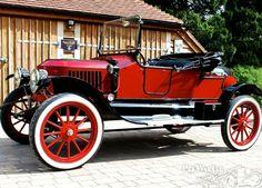 1914 Stanley Steamer Model 606 Roadster - (Stanley Motor Carriage Company, Newton, Massachusetts 1902-1924)