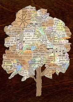 I heart oak trees and this is pretty neat. :)