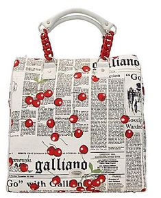 Cute cherry purse!