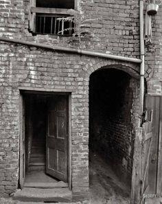 Edgar Allan Poe's mother's home...Henrico County...Richmond , Virginia..circa..1930