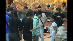 Bigg Boss 10  First Immunity Task  Between Lokesh and Navin on  BB10 Ton...