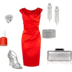 Old Hollywood glam-designed by heather3102