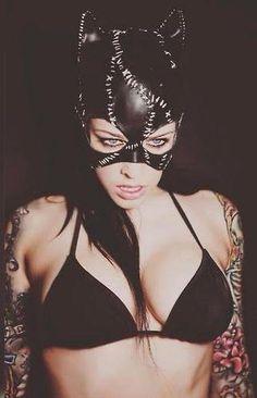 Dead Sexy-Cat Woman...