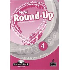 New Round Up 4 Teacher Book - Teaching and learning English everyday Practice English Grammar, English Grammar Book, Cambridge Starters, The Tell Tale Heart, Teacher Books, Esl Resources, Up Book, Learn English, Textbook