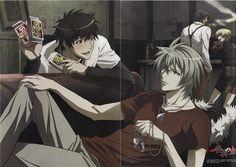 #Anime A-1 Pictures, Nitro+, Togainu no Chi, Keisuke, Kiriwar