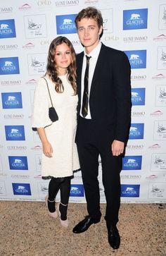 Rachel Bilson et l'acteur Hayden Christensen