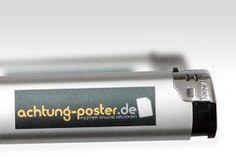 Feuerzeuge bedruckt mit Ihrem Text oder Logo. #Feuerzeug https://www.stempelservice.de/werbeartikel-werbemittel/feuerzeuge-inkl-4-farbiger-druck