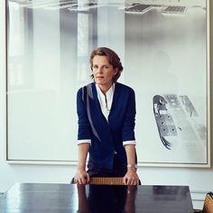 Architect Annabelle Selldorf of #SelldorfArchitects will speak at the 2019 #DesignIndaba.
