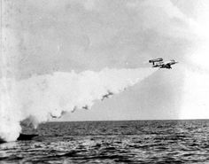 A proposal though the Top of Hitler's navy , Admiral Karl Admiral Donitz ,was to build a short ramp and hanger - added to the back of any submarine - launch the V-1 - track it by radar , and guide it by radio to a target . He did attend a test firing of a V-1 in 1943 . They could have send a few V-1`s into the heart of New York - but by then , more faith was given on  the A10 rocket - which could reach The USA by itself . After the war the American`s tested this proposal - and it was…