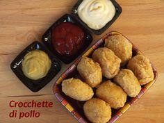 CROCCHETTE DI POLLO    FATTE IN CASA - Easy Mum