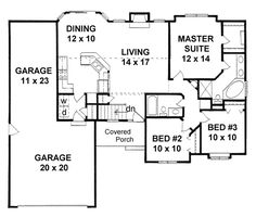 1000 images about house plans on pinterest traditional for 1000 sq ft house plans first floor