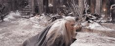 When his luscious beautiful weave destroyed all enemies who dared to face him. | 25 Times Lee Pace Won Your Heart In 2014