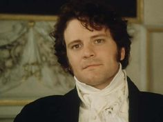The best version of all - pride & prejudice - bbc - 1995 - Colin Firth - I love this scene! Jane Austen, Sr. Darcy, Thelma Y Louise, Bbc, Claude Van Damme, Sir Anthony Hopkins, Friday Humor, Pride And Prejudice, Hey Girl