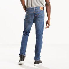 Levi's 501 Original Fit Stretch Jeans - Men's 38x32