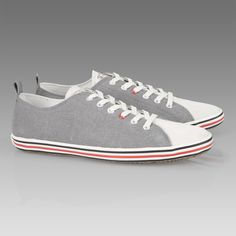 Paul Smith Shoes | Grey Musa Trainers