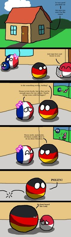 Sad Polandball Countryball