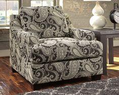 Gypsum Chair, Charcoal