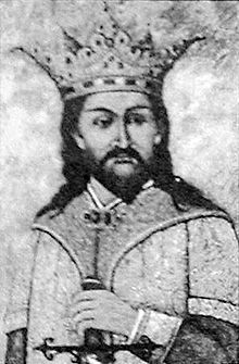 Nicolae Alexandru Voivode of Wallachia (d.1364) Son of Basarab I of Wallachia and Doamna Margareta. Husband to Klara/Clara Dobokai. House of Basarab