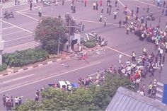 TERROR IN JAKARTA: Multiple Attacks, Suicide Bombings, Several Dead, Attackers at Large